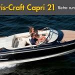 Chris-Craft Capri 21: A Retro Runabout
