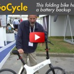 First Look Video: Go Cycle Folding Bicycle