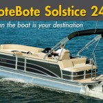 Harris FloteBote Solstice 240: The Boat is the Destination