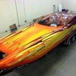 Eliminator Boats 28-footer Breaks 170-mph Mark