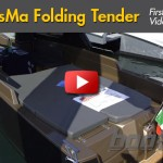 Video First Look: IDesMa LMC 650 Folding Yacht Tender