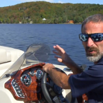 2014 Princecraft Quorum 25 SE Boat Test Notes