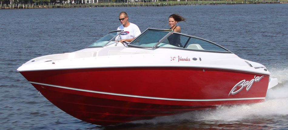 baja 247 islander blurring the lines boats com rh boats com Donzi Boats baja boats owners manual