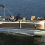 Harris FloteBote Sunliner 240: Not Your Grandfather's Pontoon Boat