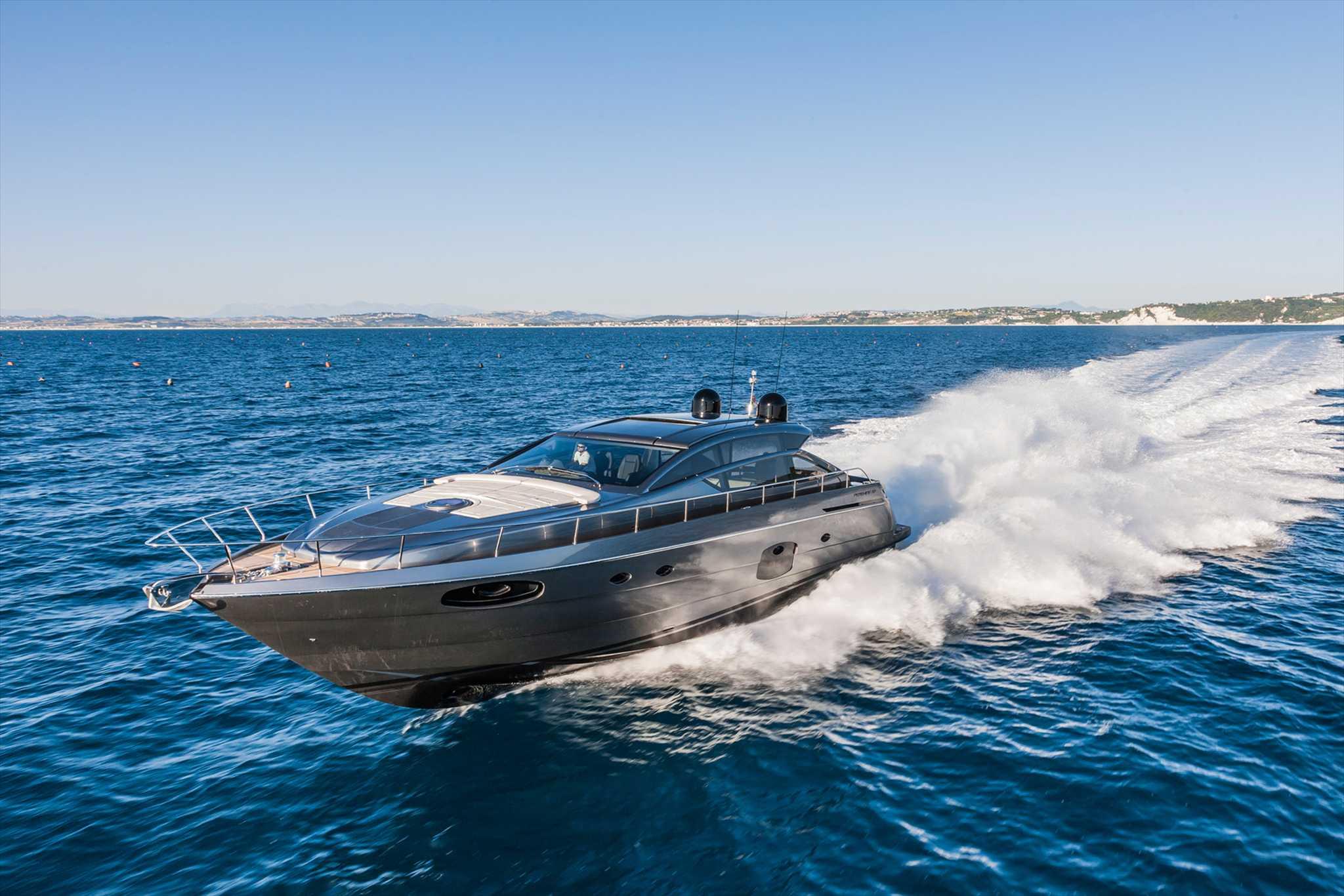 motor yacht rush