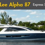 Cheoy Lee Alpha 87 Express Sportbridge: Up-Sized Performance and Style