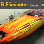 Eliminator Boats 28-footer Breaks 170-mph Mark