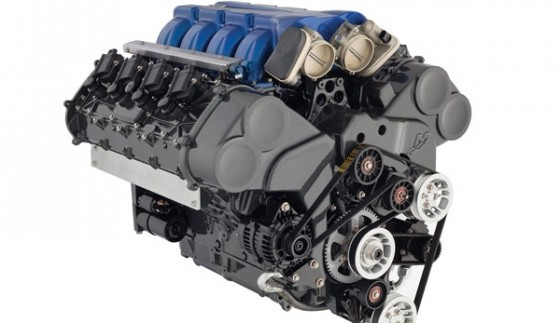 The crate engine will be available in several configurations.