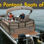 10 Top Pontoon Boats of 2013