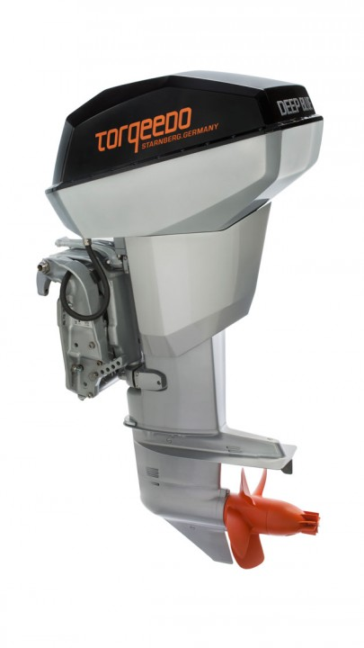 Deep Blue electric outboard