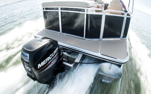The Outboard Expert Outboards For Pontoon Boats Boats Com