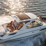 Sea Ray 350 SLX: Day Boat Gone Wild