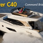 Carver C40: A Command Bridge Cruiser with Both Brains and Brawn