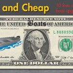 Free and Cheap: In Boats We Trust