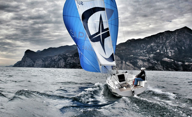 Saphire 27 sailboat