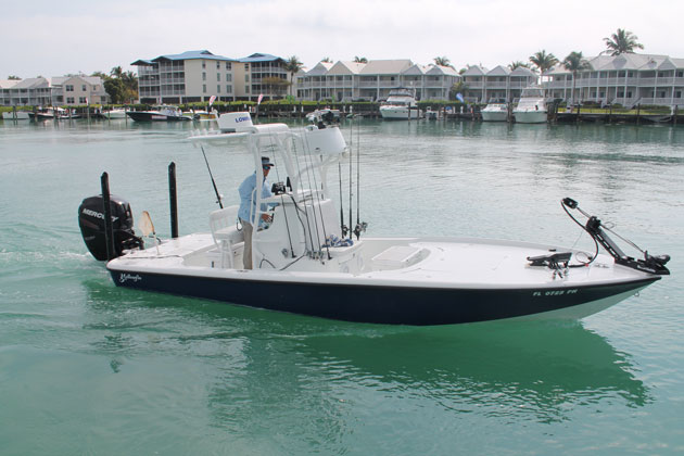 yellowfin 24 bay boat