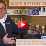 Basic Boat Battery Check-Up and Maintenance
