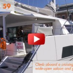 2014 Catana 59: First Look Video