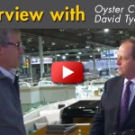 Oyster Marine CEO Discusses the New Oyster 825