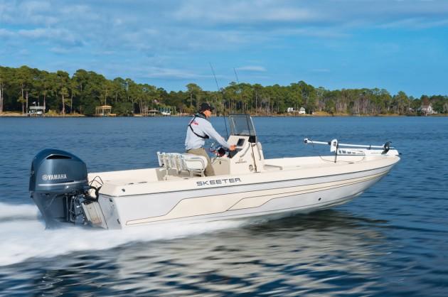 Skeeter SX2250 boat