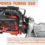 Volvo Penta Turns 350