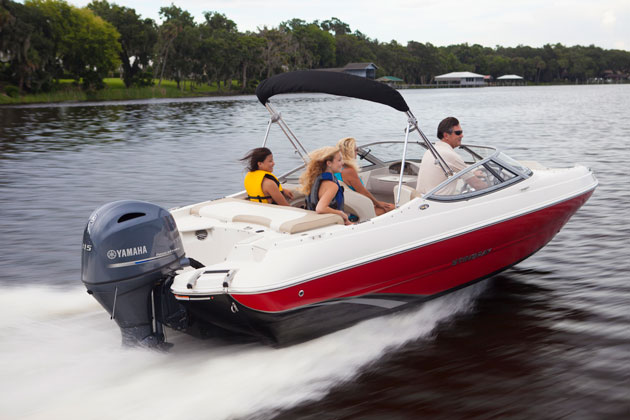 The outboard expert yamaha reveals second generation f115 for Small boat motor repair