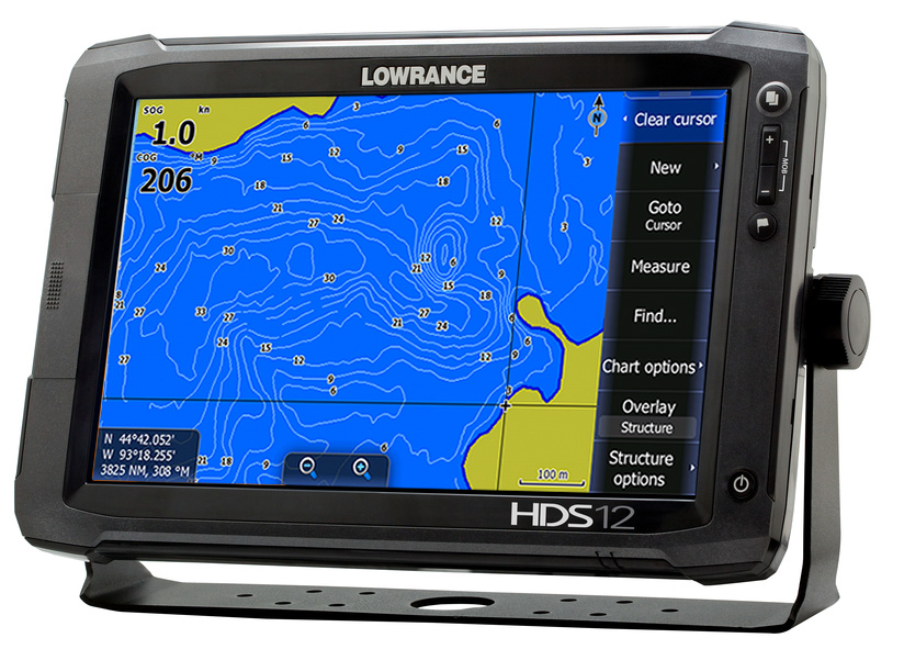 lowrance insight genesis