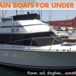 5 Bargain Boats for Under $10,000