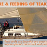 The Care and Feeding of Teak Decks