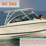 Pursuit DC 265: A Dual-Console Home Run