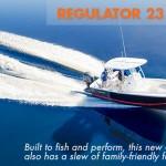 Regulator 23: High-Performance Fishing Machine