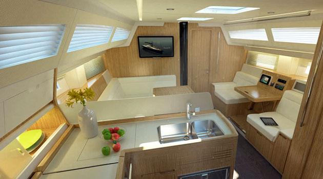 azuree 46 cabin