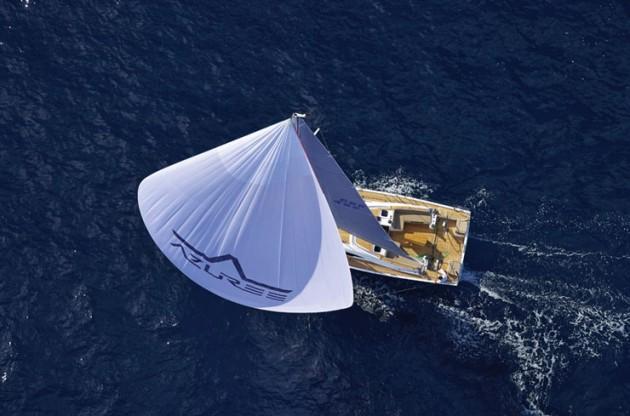 sailing azuree 46
