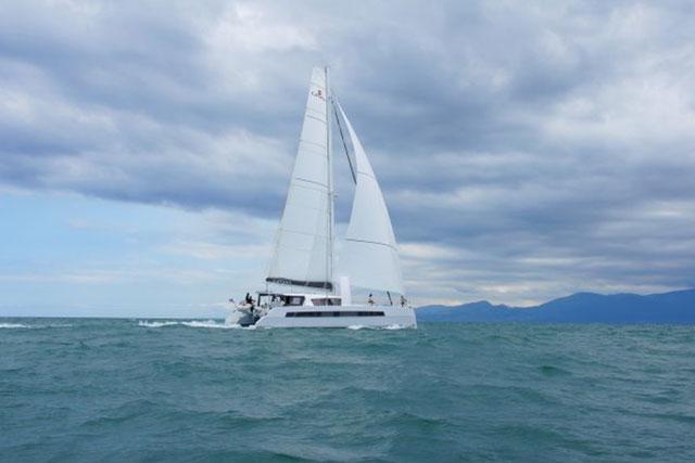 catana 59 sailing