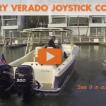 Mercury Verado Joystick Outboard Control System: Video