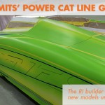 Outerlimits' Performance Power Catamaran Line Growing