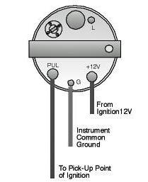 187 engine instrument wiring made easy