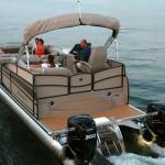 5 Rocket-Fast Pontoon Boats