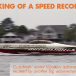 The Making of a Speed Record