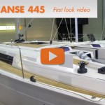 2014 Hanse 445: First Look Video