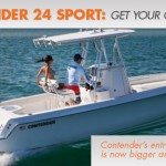 Contender 24 Sport: Get Your Game On