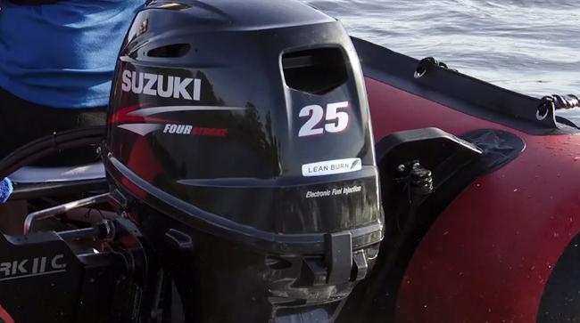 Video: Suzuki 25 and Suzuki 30 Outboards for 2014 - boats com