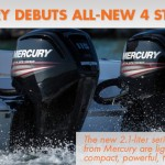 Mercury Debuts All-New 75 HP, 90 HP, and 115 HP FourStroke Outboards