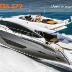 Princess S72: Open or Express Cruiser?