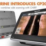Raymarine Introduces the CP200 Side Scanning CHIRP Sonar