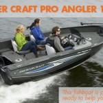 Smoker Craft Pro Angler 171 XL: Smoked Fish For Dinner