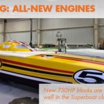 Sterling Wrapping Up All-New Superboat-Class Engines