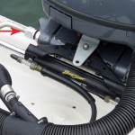 Outboard Steering: Too Stiff?
