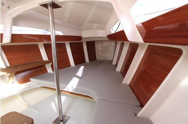 rosso 28 cabin