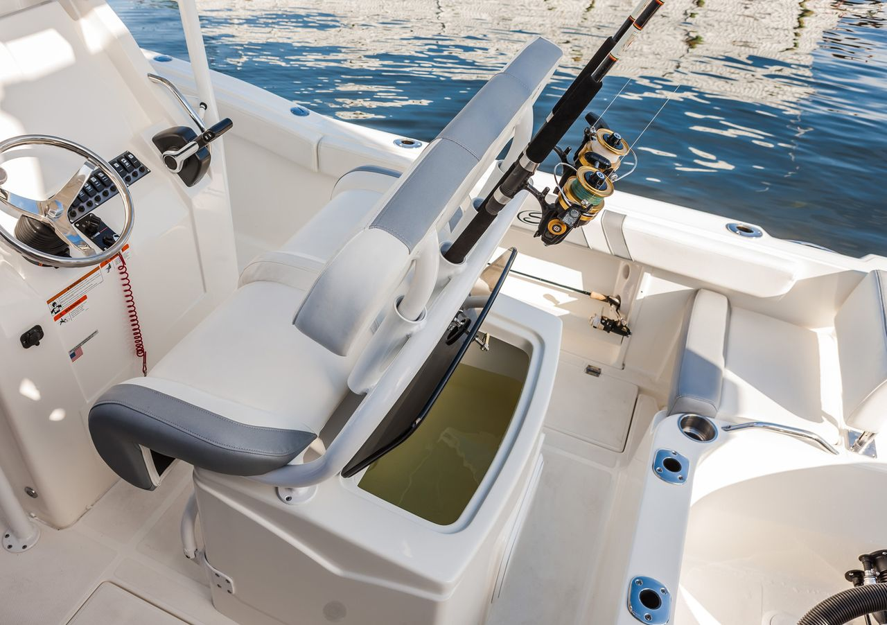 Striper 200 Cc  Small Boat With Big Boat Features
